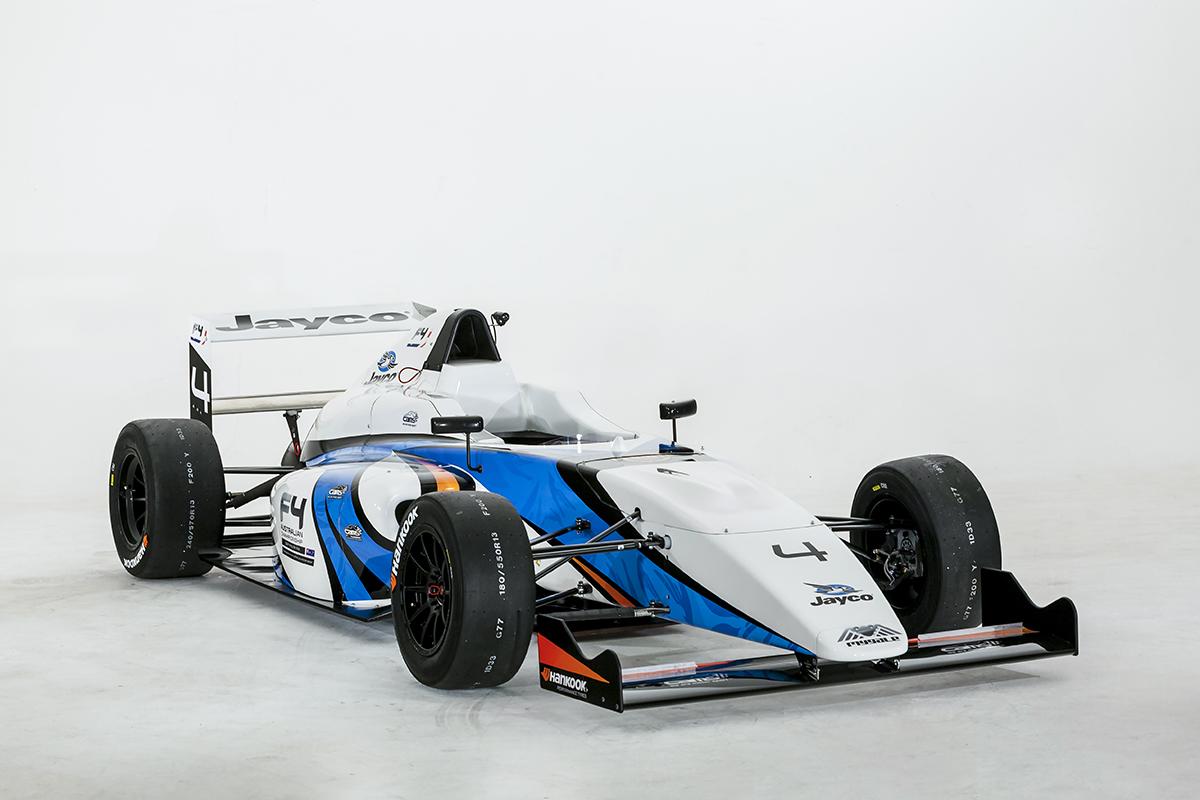 Formula 4 - Mygale Cars