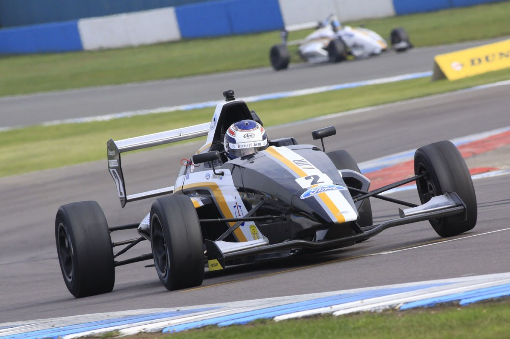 3 Mygale Drivers From 3 Different Teams On The Podium Of