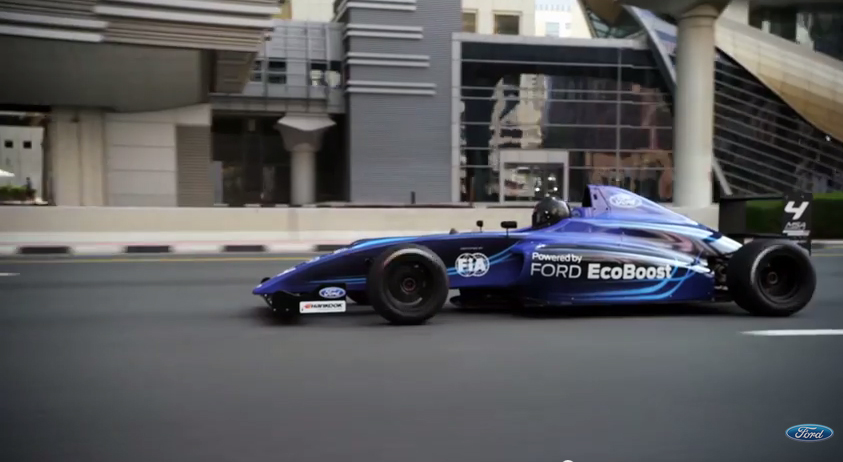 Formula 4 FIA Mygale Ford EcoBoost in Dubai - Mygale Cars