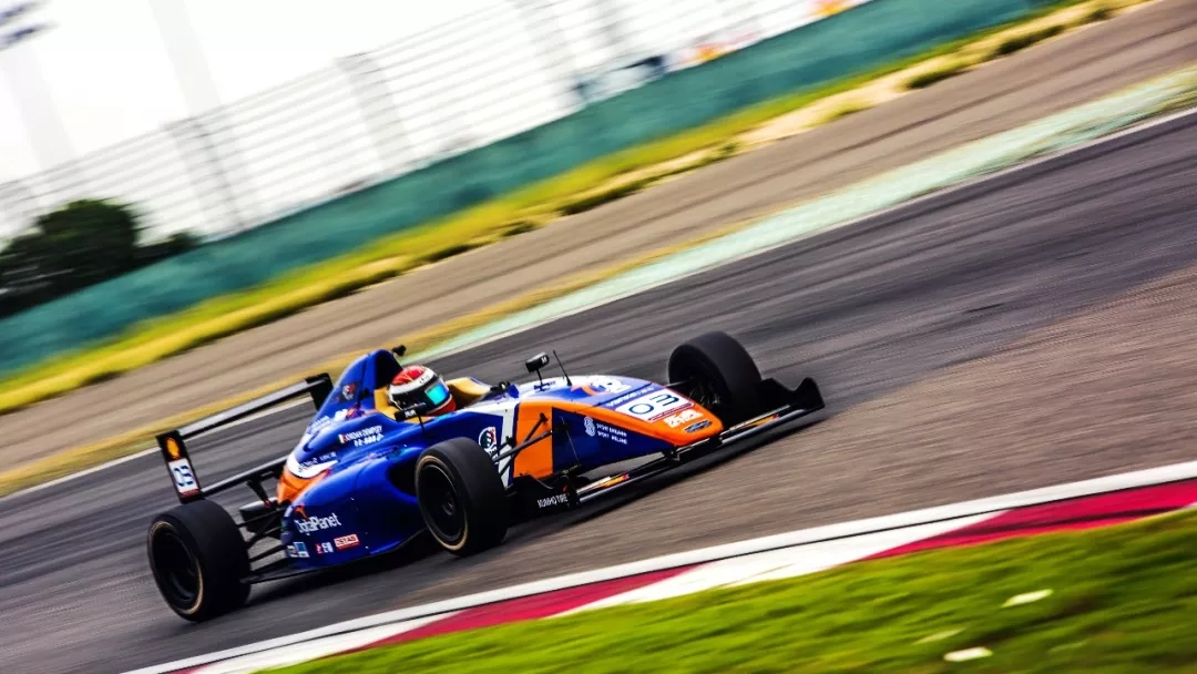 About F4 Chinese Championship certified by FIA