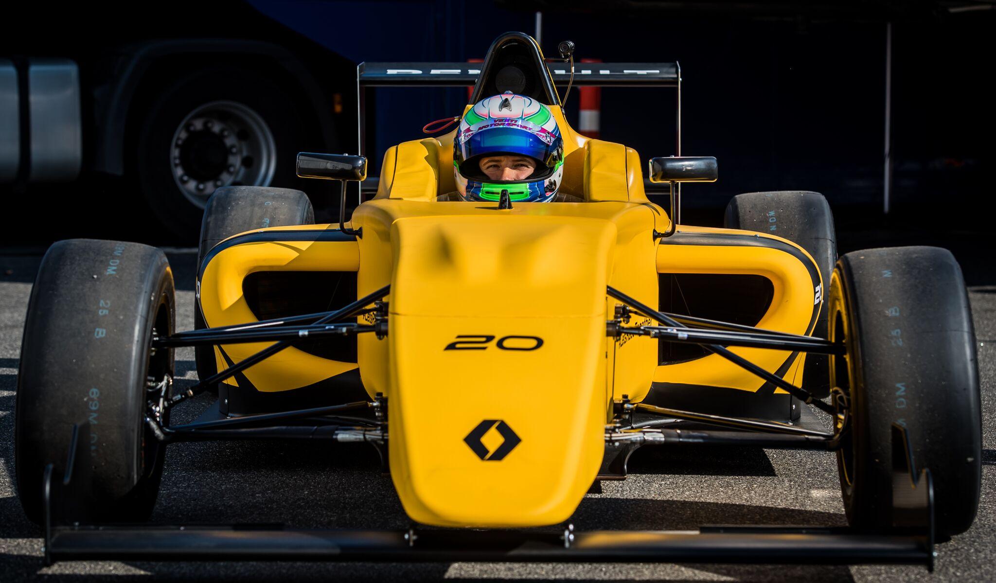 formula 2000 renault manual