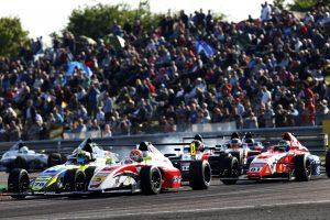 Oliver York (GBR) Fortec Motorsports British F4