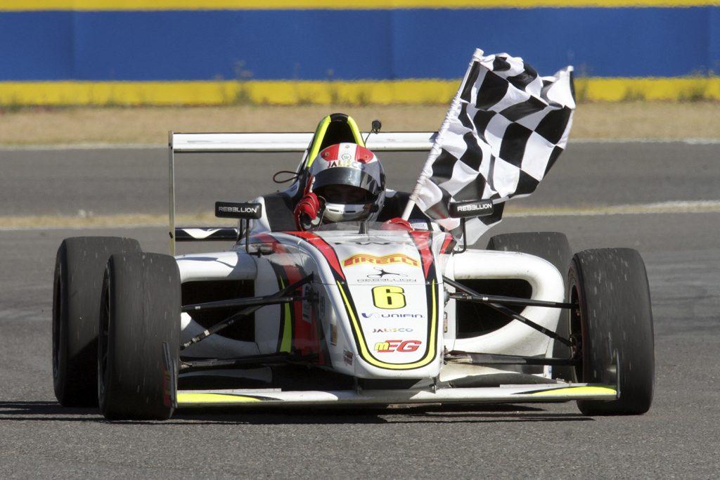 F4 Nacam Championship Round 3 Pegaso - Mygale Cars
