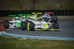 Mygale back on french circuits with his formula FIA