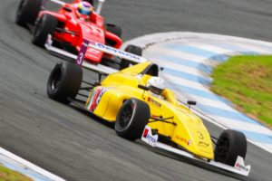 Formula 4 SEA Kane Shepherd Pole Position