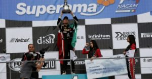 Moises de la Vara Champion F4 NACAM