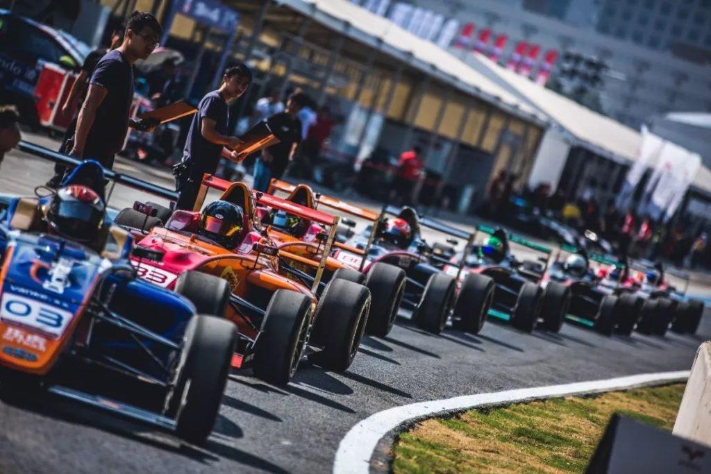 Jordan Dempsey, Pinnacle Motorsport, F4 China 2018 champion