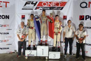 Alessandro Ghiretti champion F4 SEA