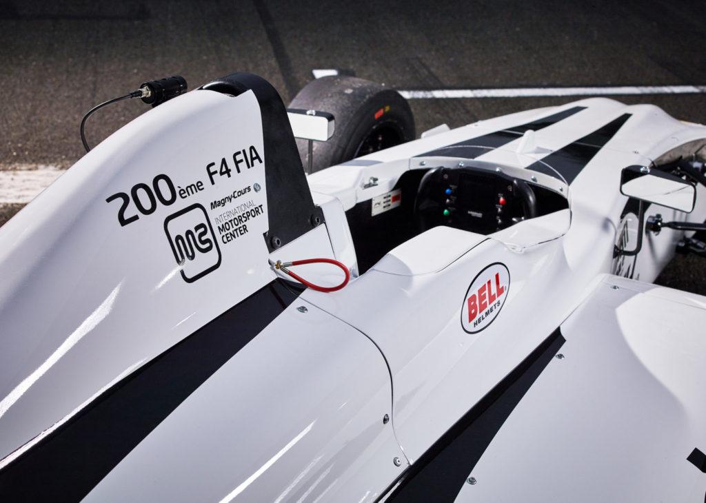 200th Mygale FIA F4, FEED RACING