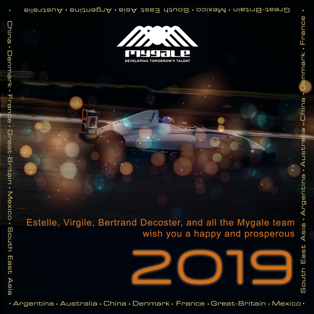 Best wishes for 2019