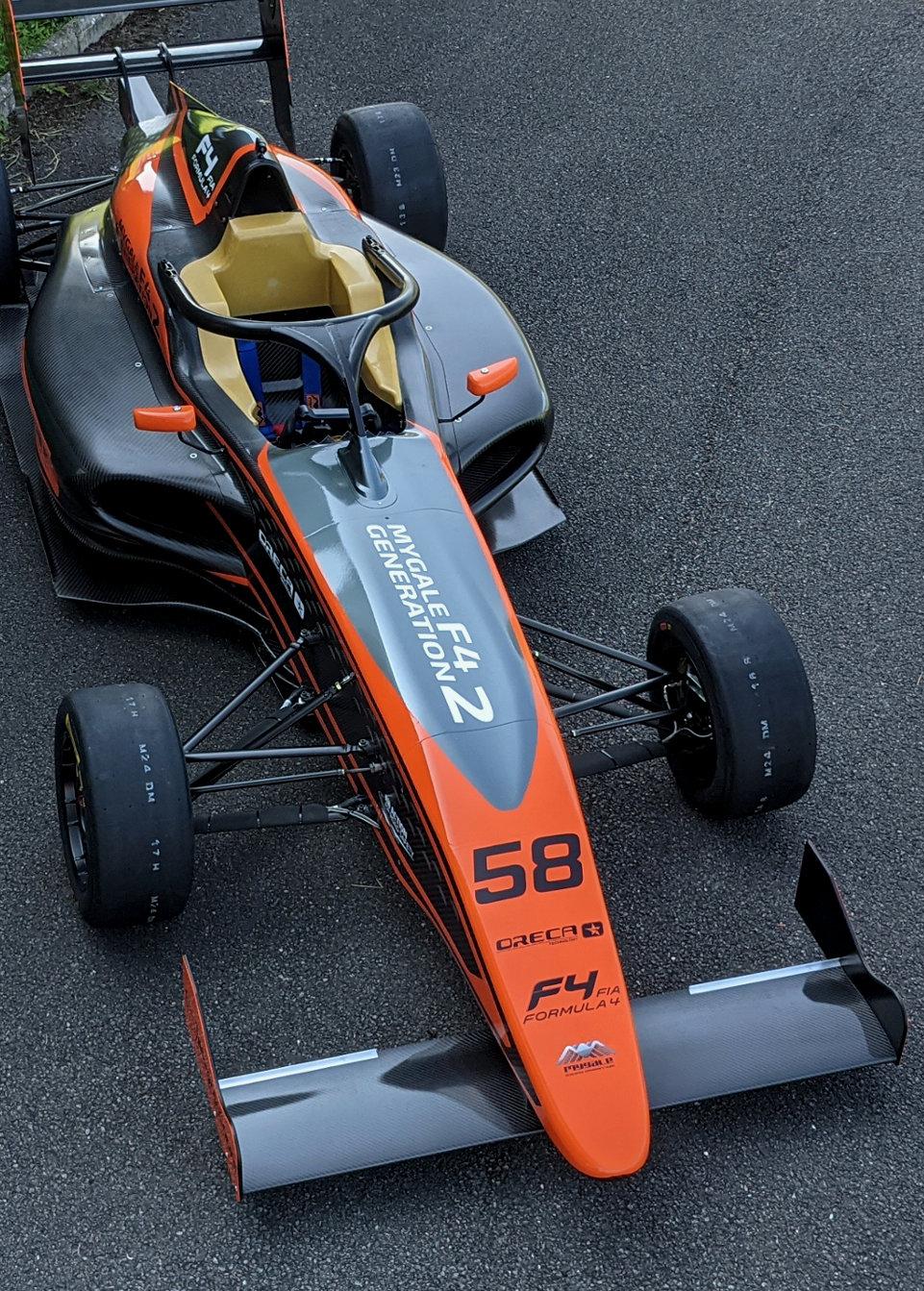 Formula 4 Gen 2
