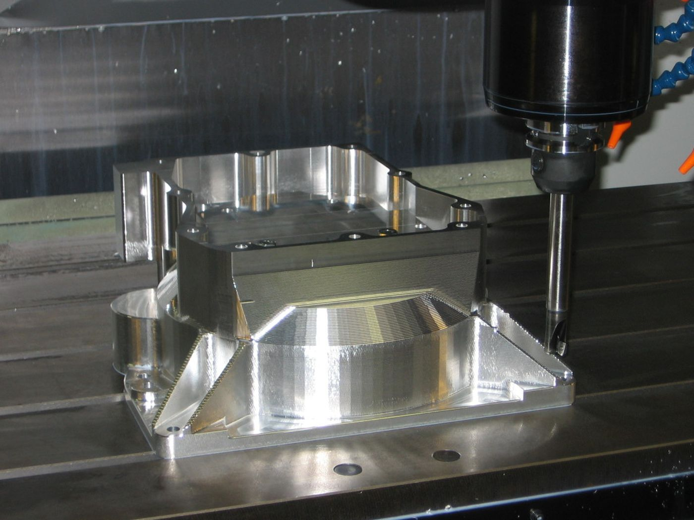 CNC Machining - Mygale Cars