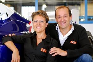 Estelle et Bertrand Decoster
