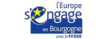 Logo du FEDER Bourgogne