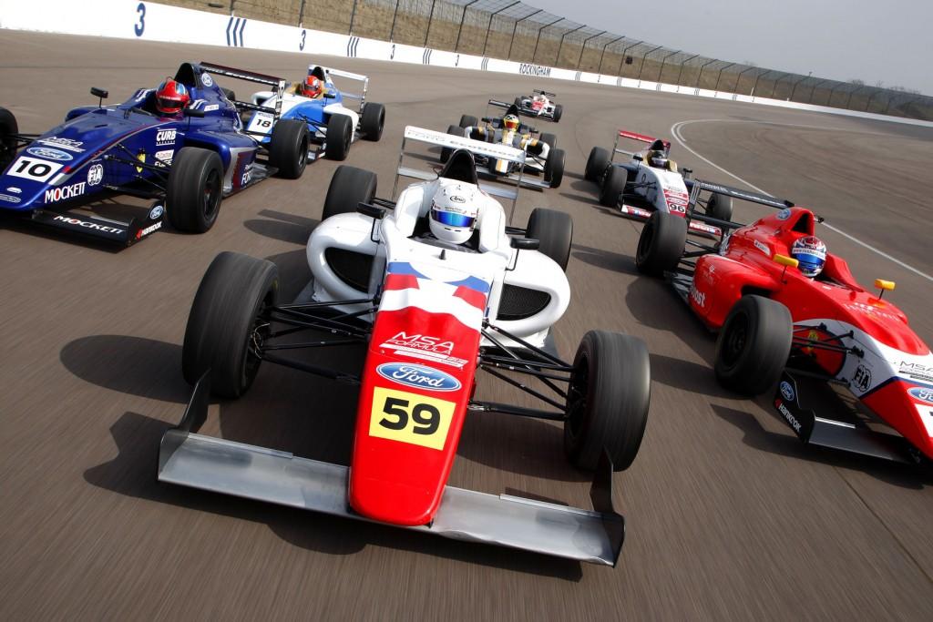 Josh Smith (GBR) Fortec Motorsports MSA Formula