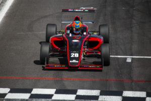 FIA F4 NACAM GP DE PUEBLA