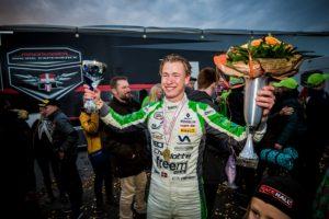 Casper T. Hansen, Champion 2018 F4 Danemark