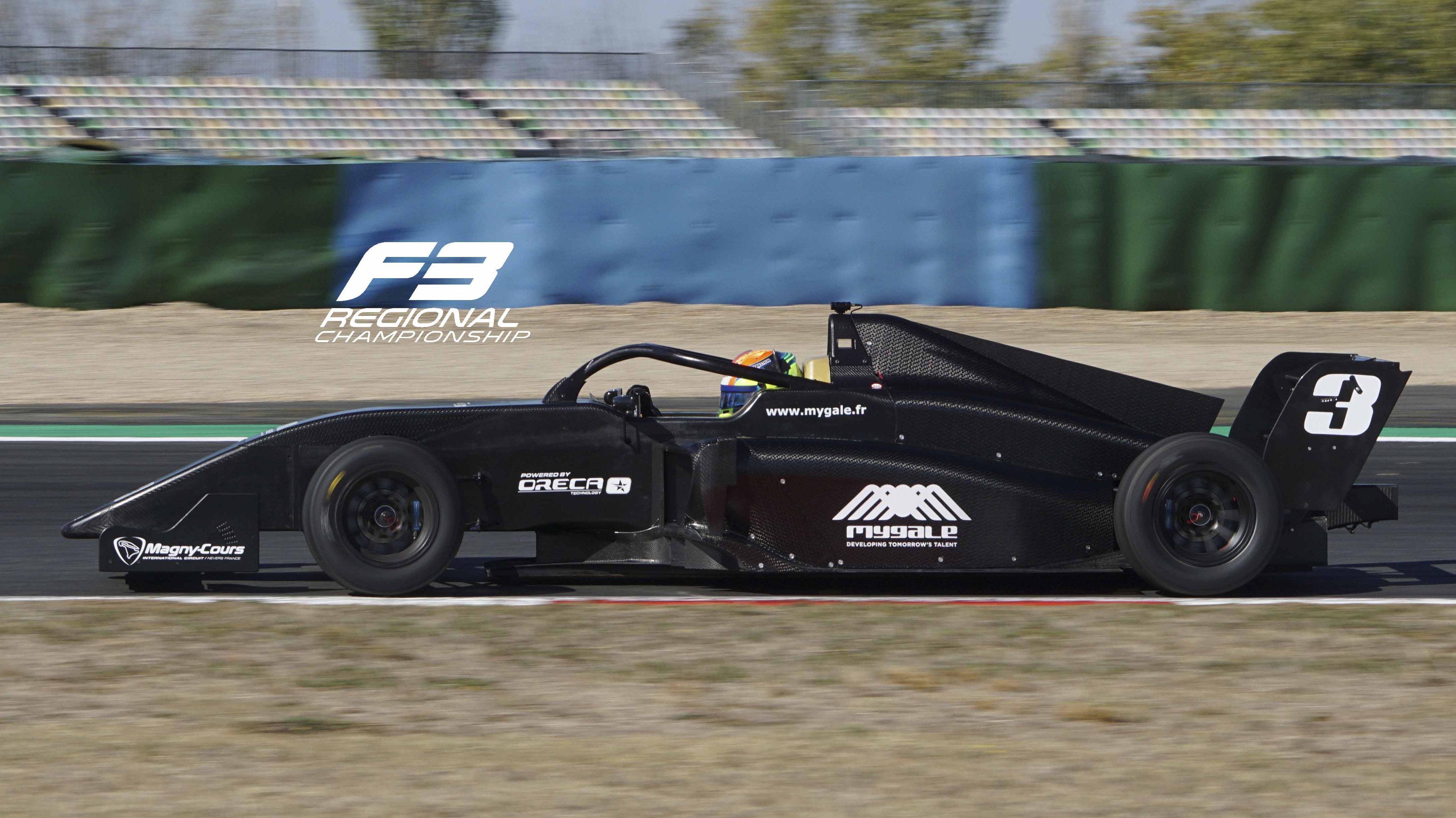 Formule 3 Régionale