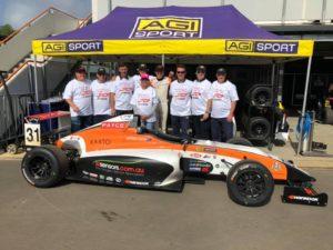 Jayden Ojeda, Cams Jayco Australian Formula 4 champion