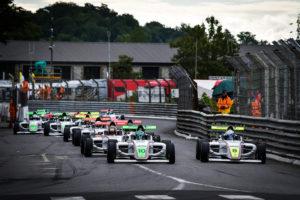 FFSA Academy, Pau, course en ville