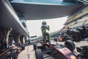Conrad Clark, champion 2019 F4 Chine