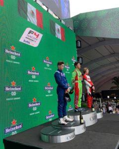 F4 Nacam, 1ere manche 2019-2020, Mexico