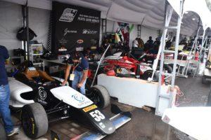 F4 NACAM Championship - 1er round - Mexico city