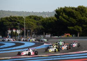 Championnat de France F4 FIA 2019, Paul Ricard