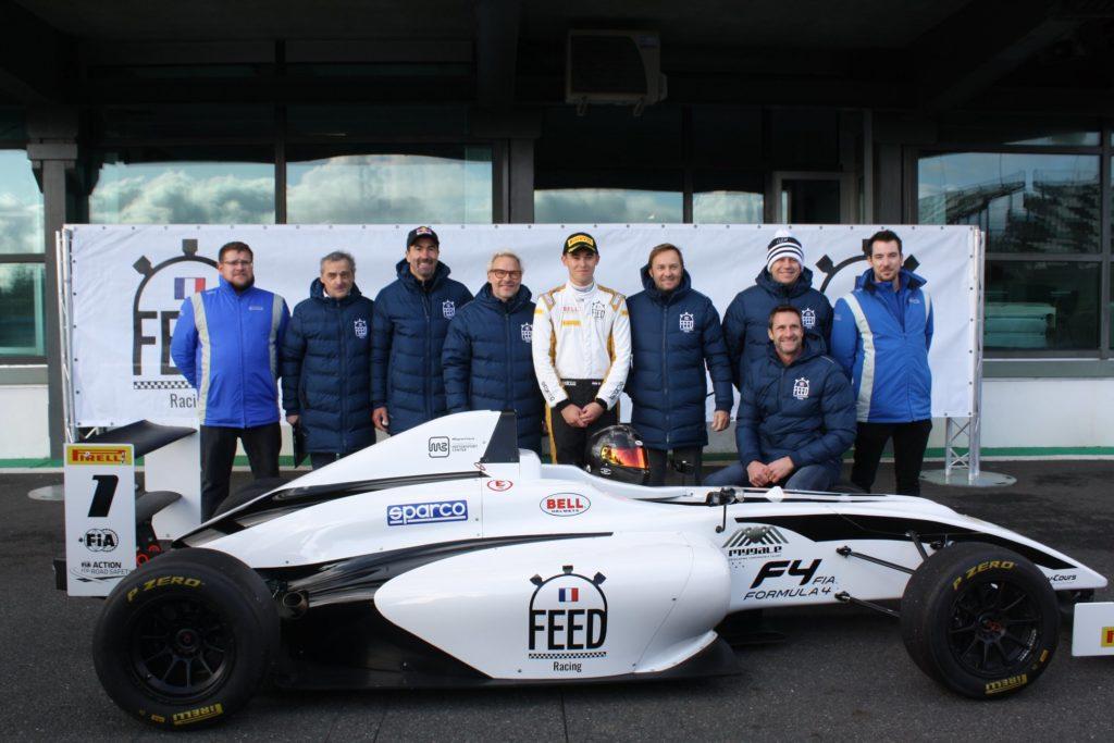 Marijn Kremers, FEED RACING France 2019